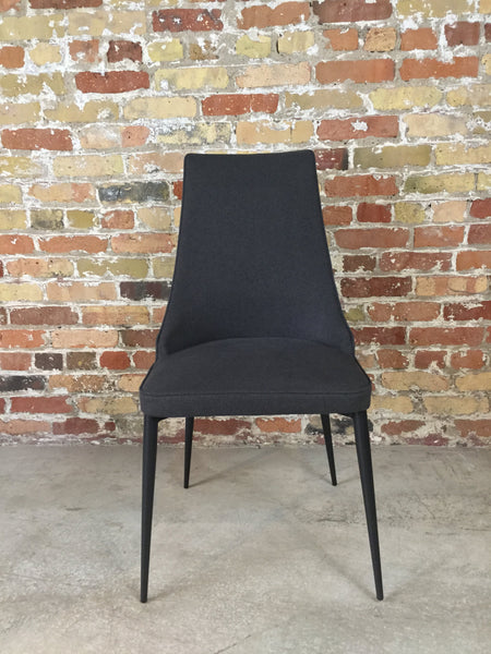 Sleek Curve Dining Chair