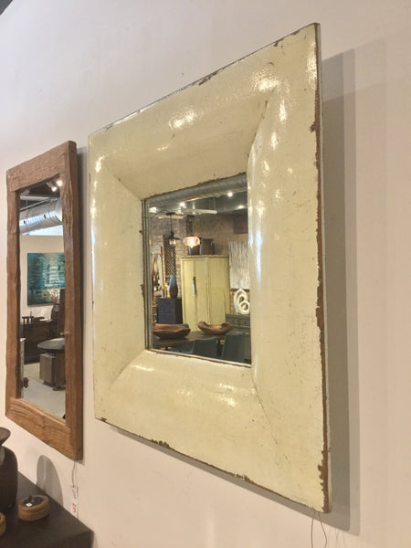 Mirror Lacquered Cream