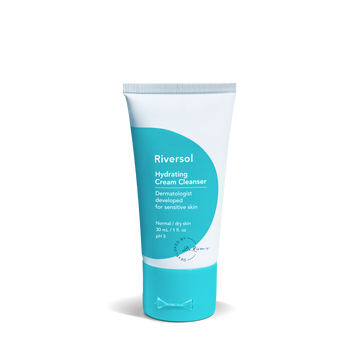 Travel Hydrating Cream Cleanser