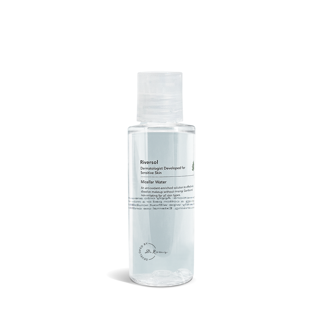Travel Micellar Water Makeup Remover