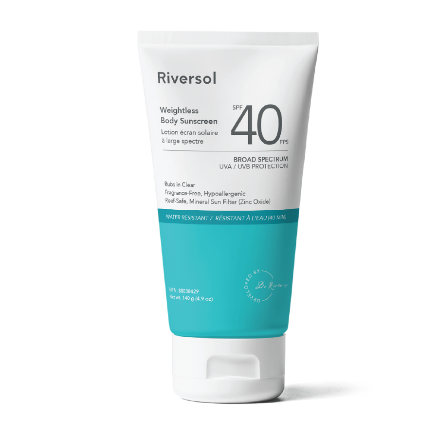 Riversol Body Sunscreen