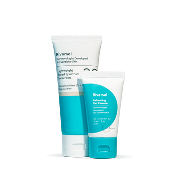 Travel Ready Cleanser and SPF 30 Sunscreen