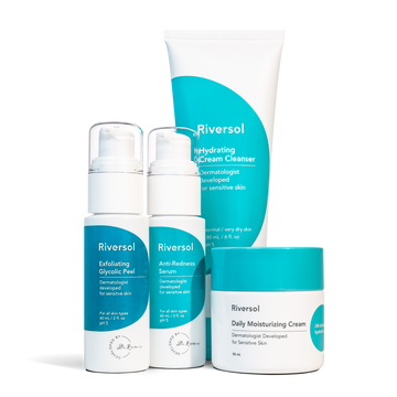 Redness Control Trio with Peel