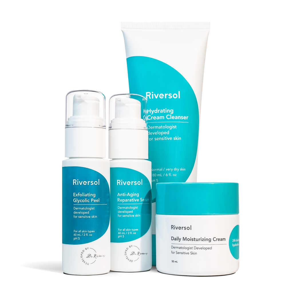Anti-Aging Trio and FREE Glycolic Peel