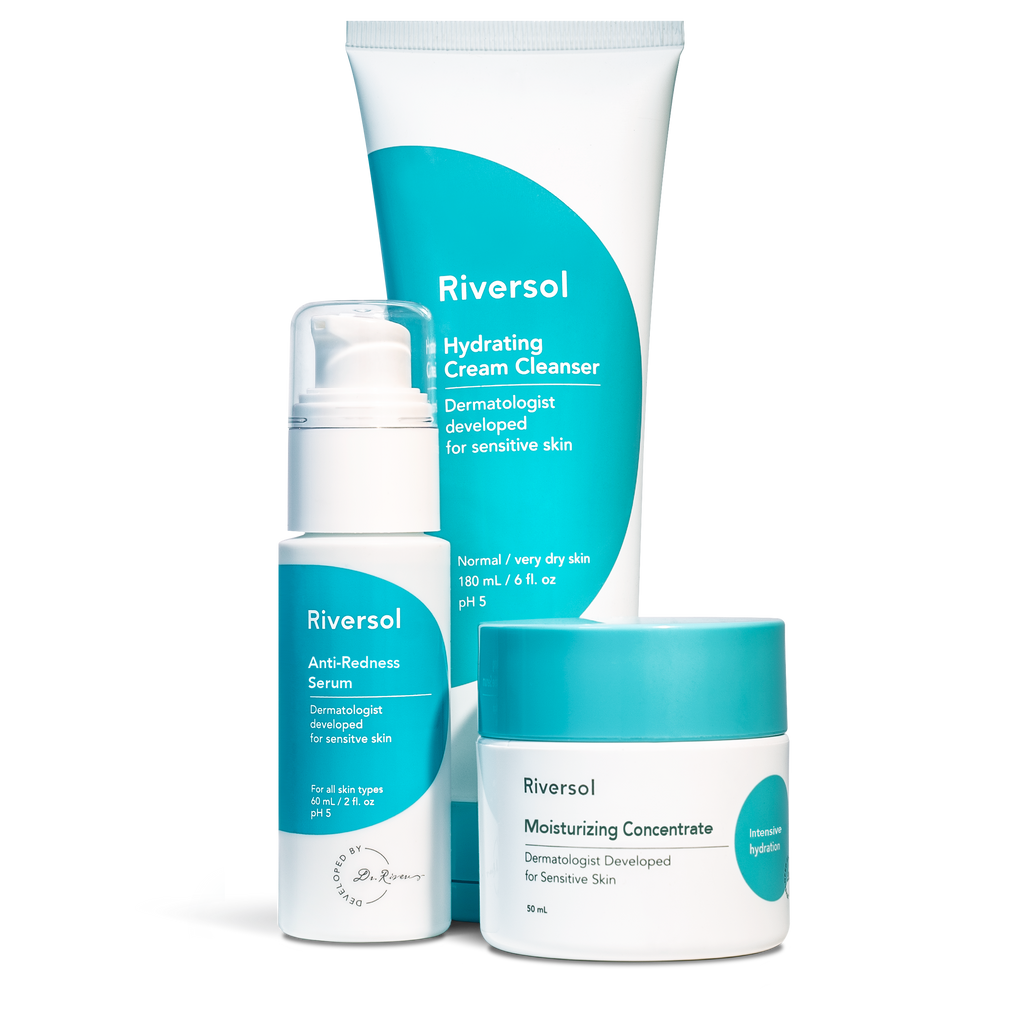 Redness Control Trio for Very Dry Skin