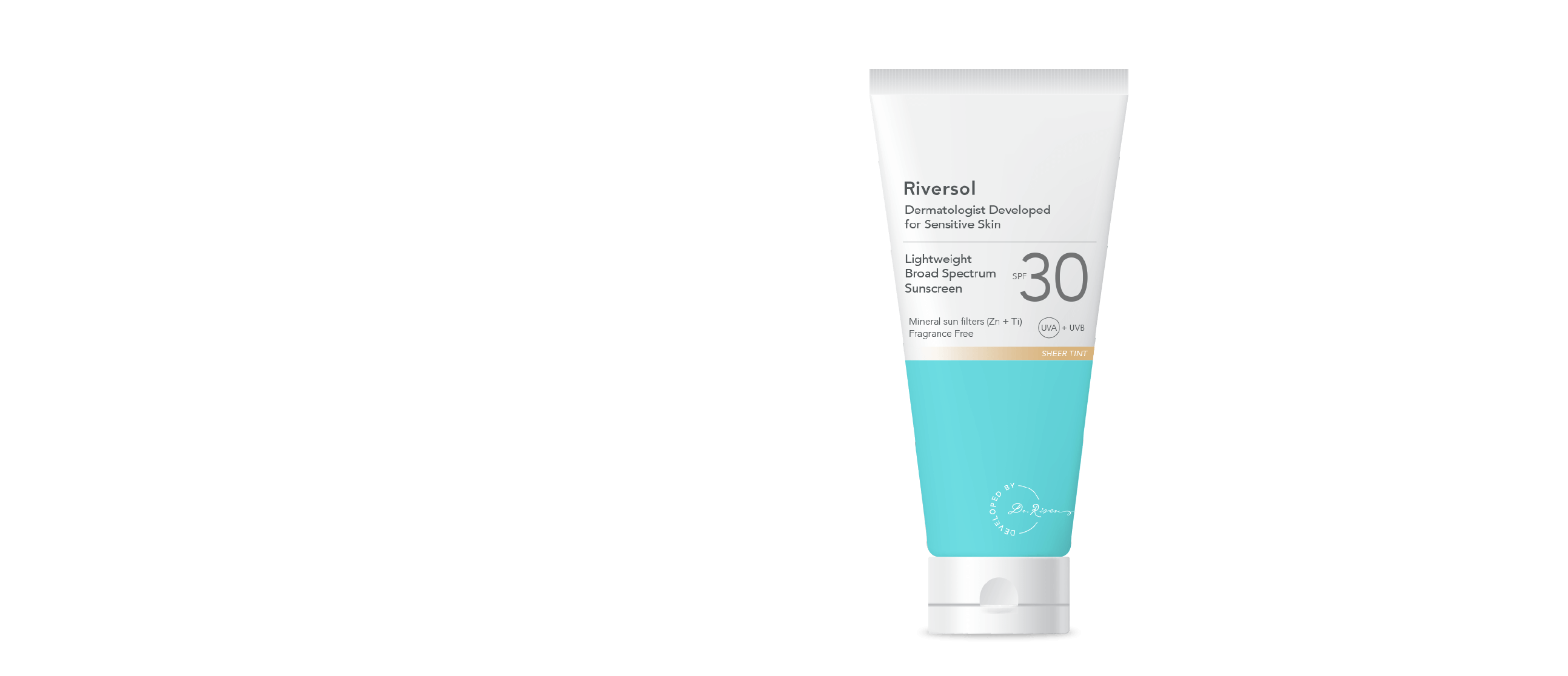 Dermatologist Developed<br>Daily Sun Protection