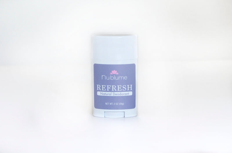 REFRESH -Natural Deodorant