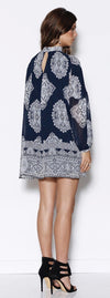 Dress - Ministry Of Style Mosaic Moroccan Tunic Dress