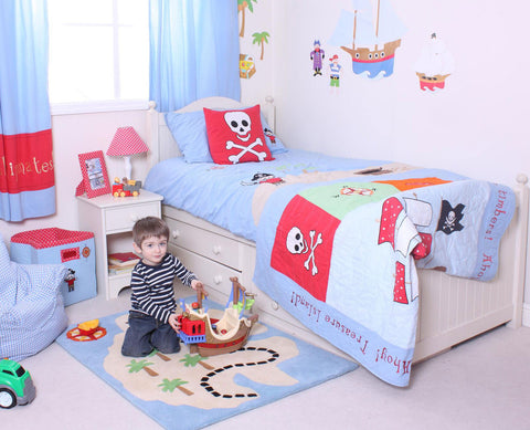 pirate bedroom. Our sea faring range of pirate bedding will make a striking statement in  any bedroom Deck your cabin with our bold and exciting Kid s Pirate Bedroom Decor Fun Rooms For Kids