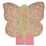 Butterfly Fabric Growth Chart