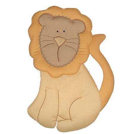 Lion Fabric Wall Art