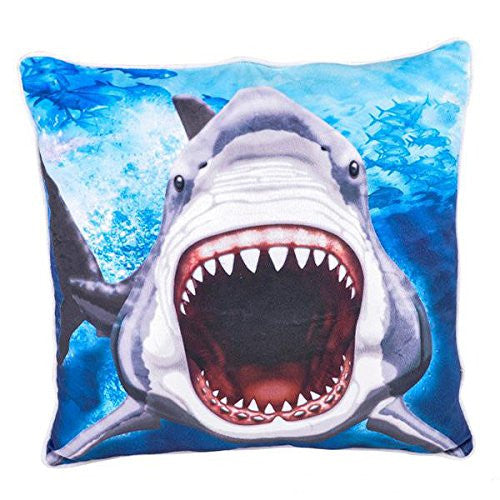 Shark Plush Pillow
