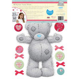 Tatty Teddy Big Bear Wall Decals