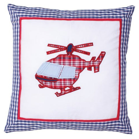 Helicopter Pillow