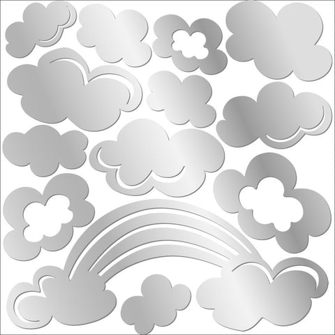 Cloud Mirror Decals