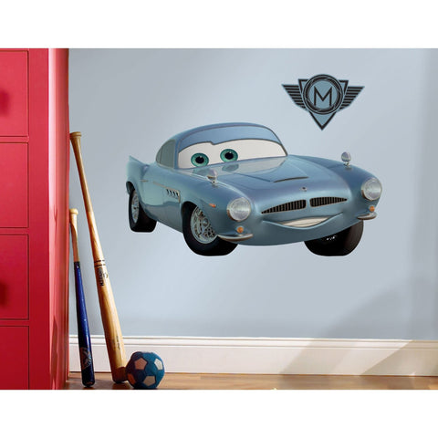 Cars Finn McMissile Giant Wall Decals