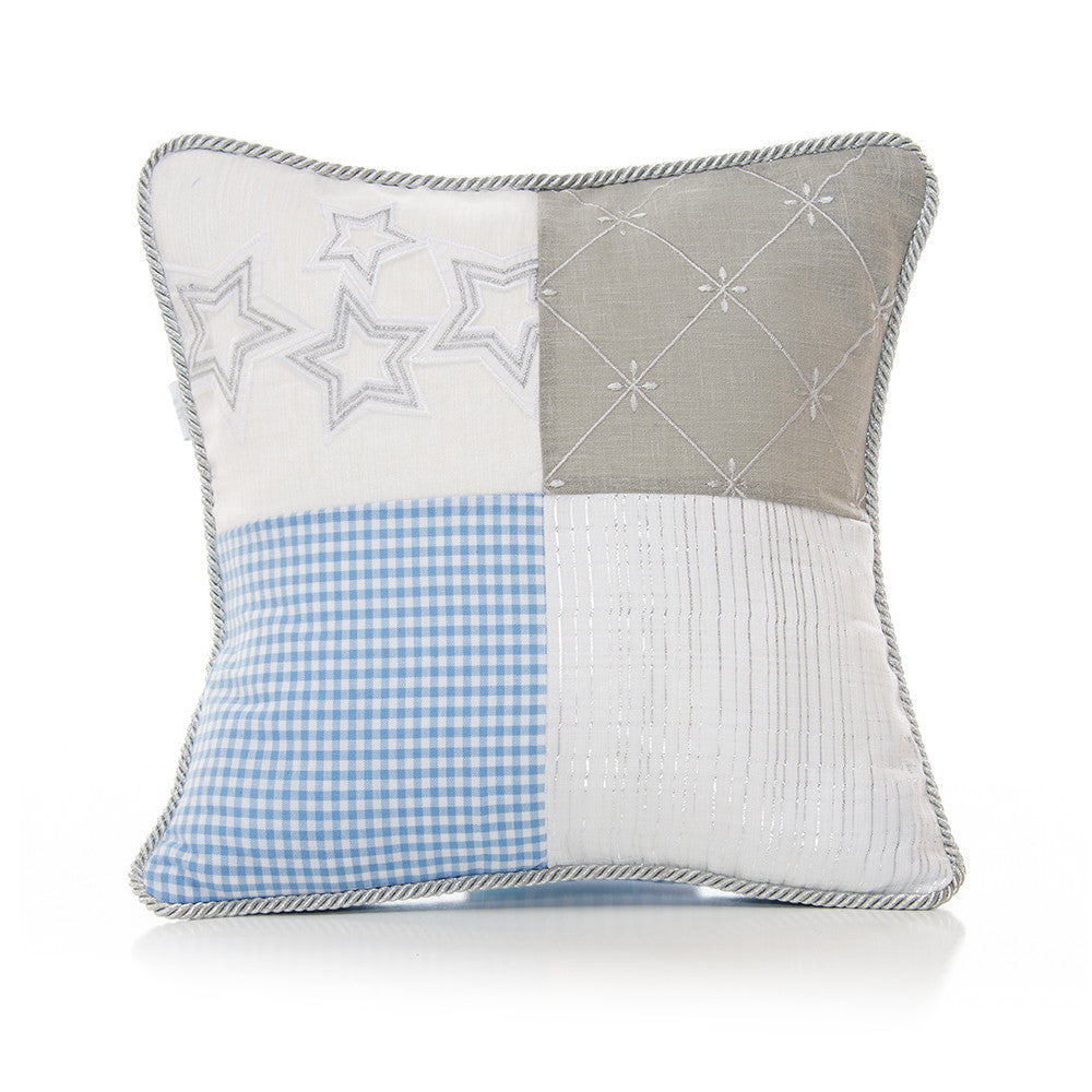 Starlight Patch Pillow