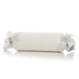 Starlight White Roll Pillow
