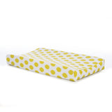 Green Dot Changing Pad Cover