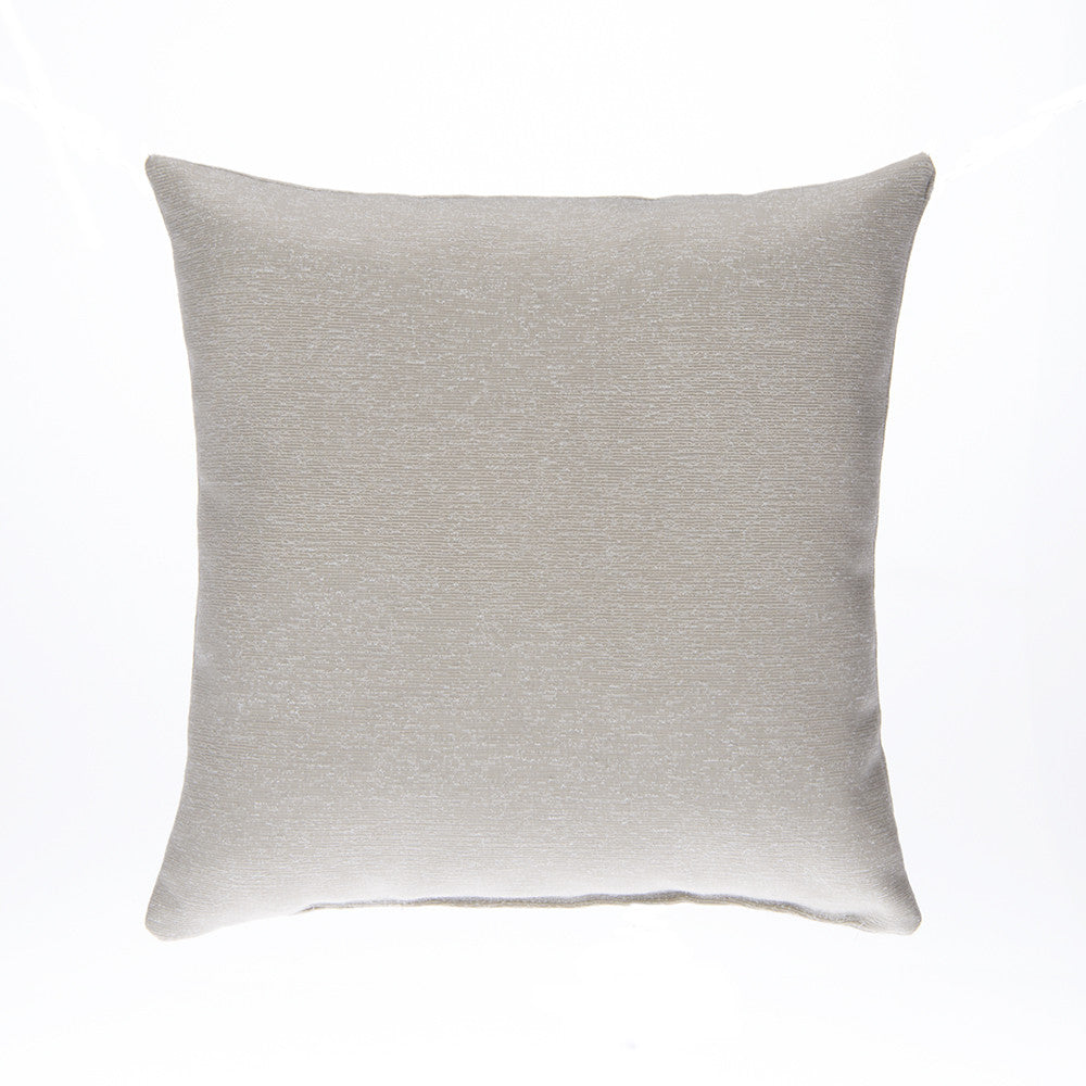 Solid Gray Pillow