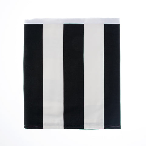 Pippin Black & White Stripe Skirt