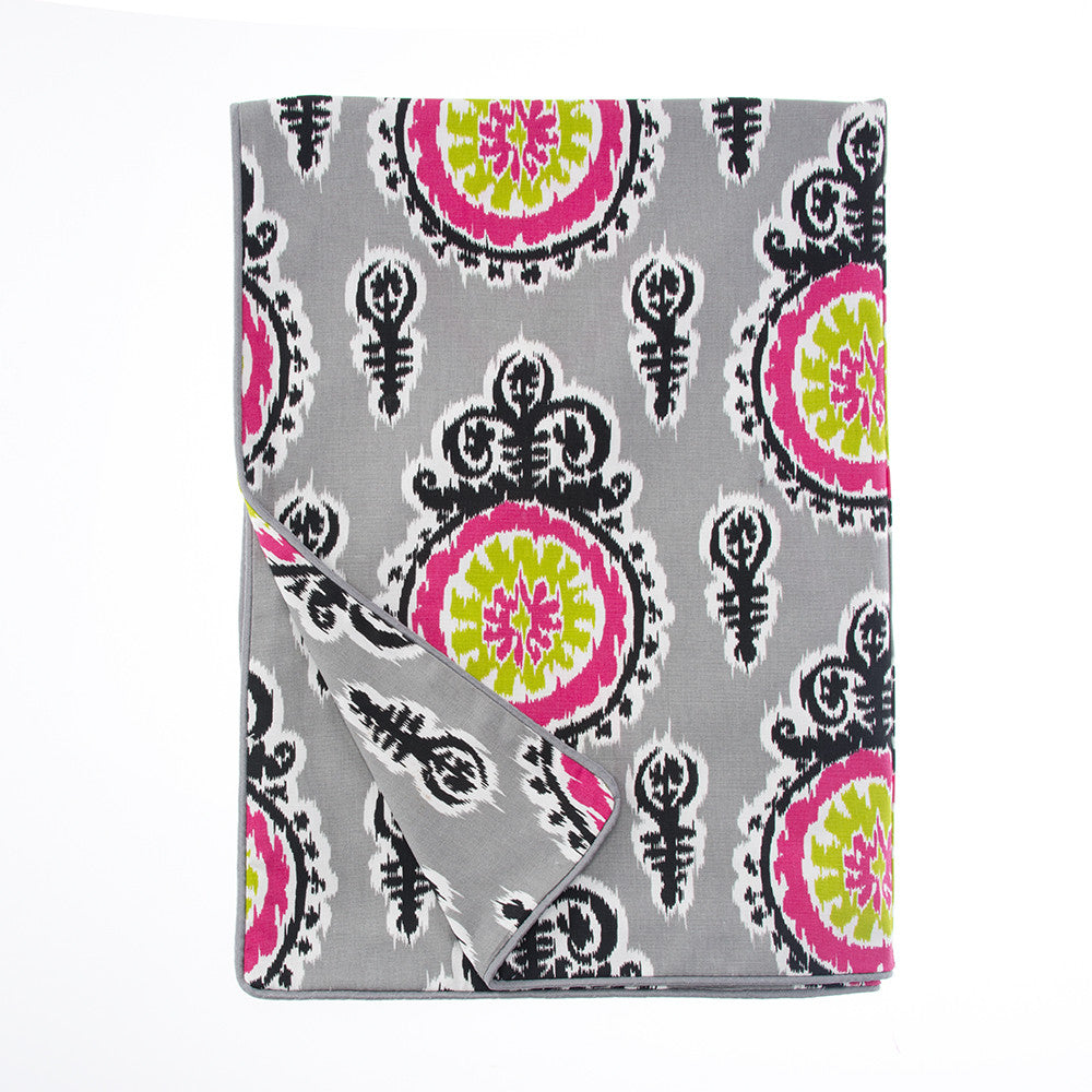 Pippin Print Duvet Cover