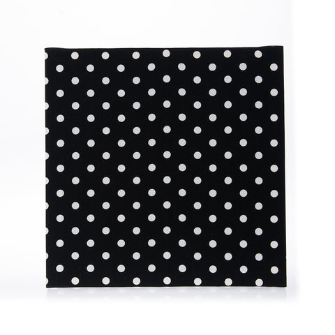 Pippin Black & White Dot Wall Art