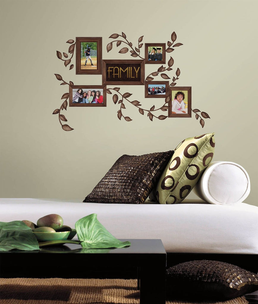 Family Frames Wall Decals – Fun Rooms For Kids