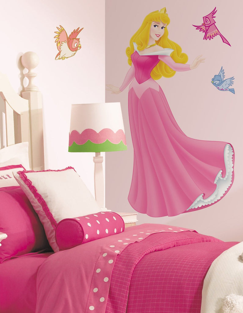 Sleeping Beauty Giant Wall Decals