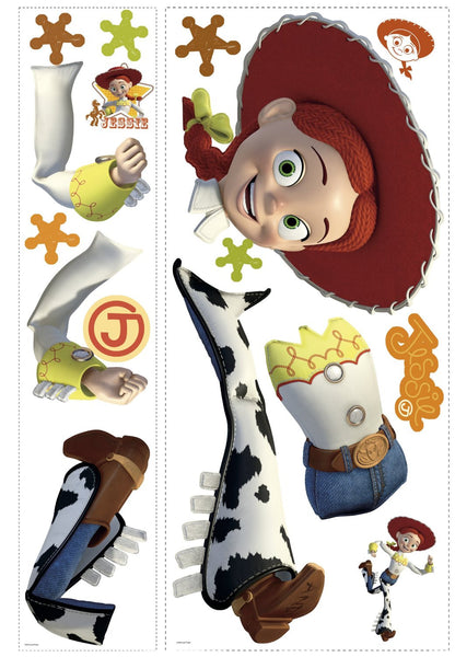 Toy Story Jessie Giant Wall Decal Fun Rooms For Kids