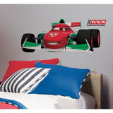 Cars Francesco Giant Wall Decals