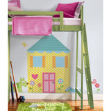 Build a House Wall Decals