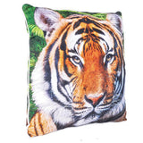 Printed Tiger Pillow