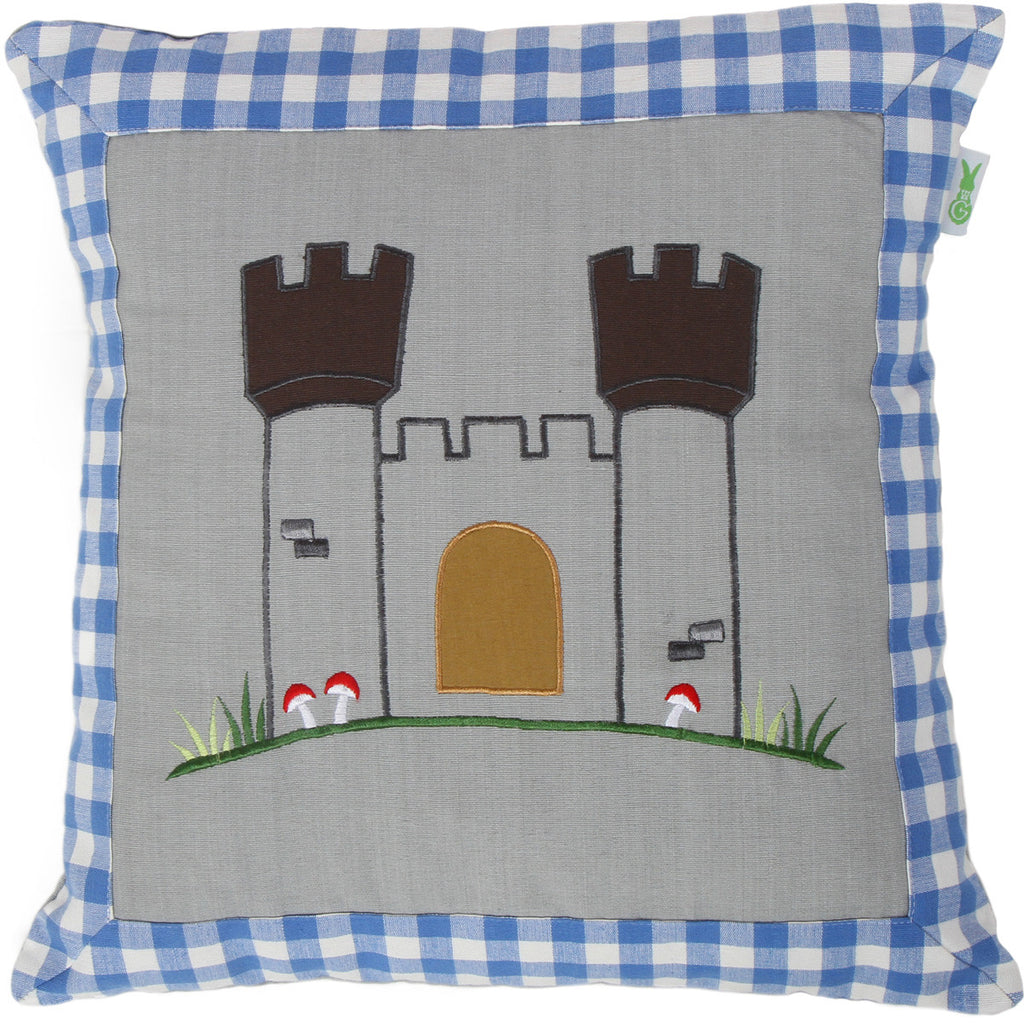 Knights Castle Pillow