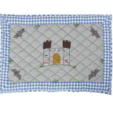 Knights Castle Floor Quilt