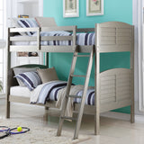 Shutter Twin over Twin Bunk Bed