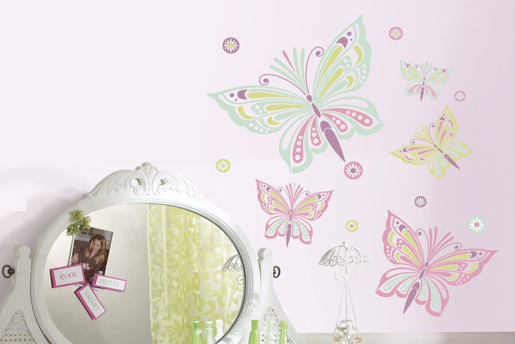 Waverly Butterfly Giant Wall Decals