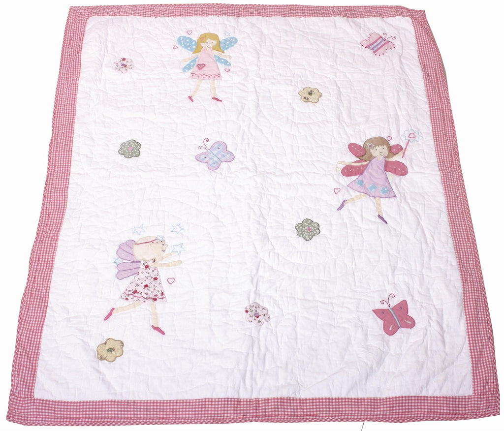 Fairy Quilt / Throw