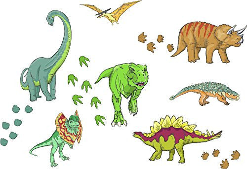Dinosaur Wall Decals Fun Rooms For Kids
