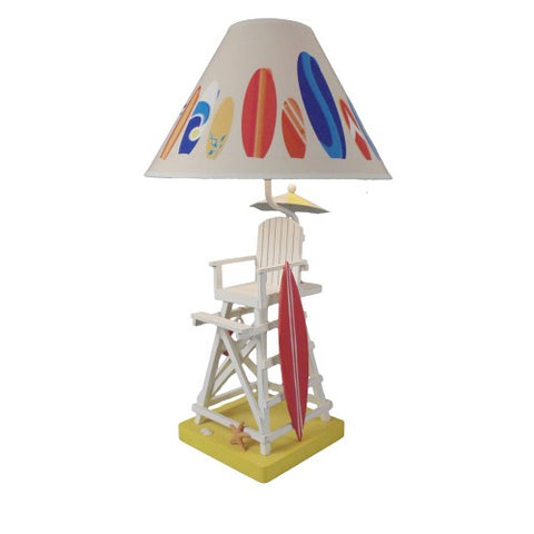 Surfing Lamp