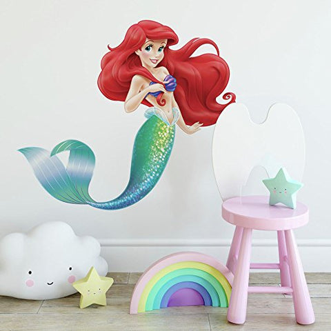 The Little Mermaid Ariel Wall Decal
