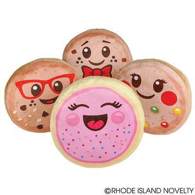 Plush Cookie Pillow