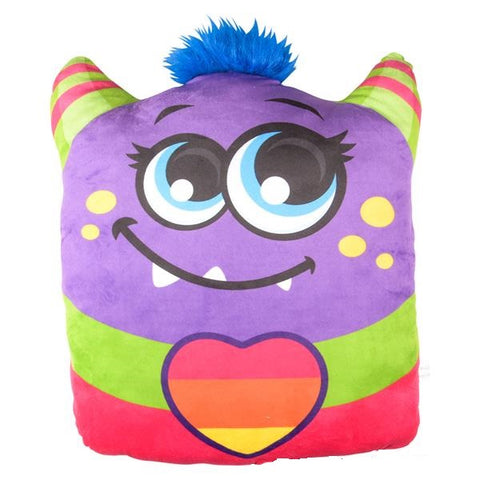 Two Eyed Monster Plush Pillow