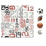 Sports Canvas Wall Art with Magnets