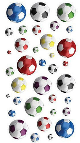Soccer Wall Decals