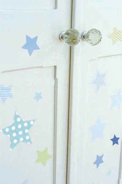 Blue Star Nursery Wall Decals