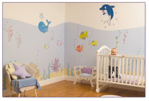 Undersea Adventure Wall Decals