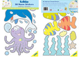 Undersea Adventure - Sea Animal Nursery Wall Decals