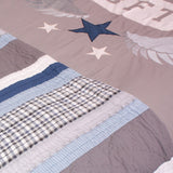 Varsity/All Stars Quilt / Throw