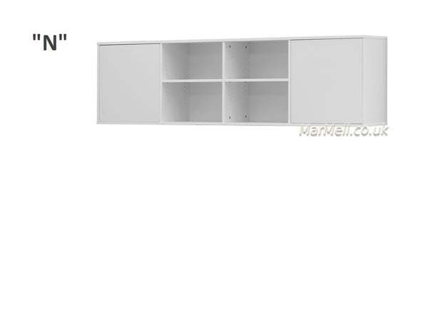 bed top cabinet over bed unit storage marmell